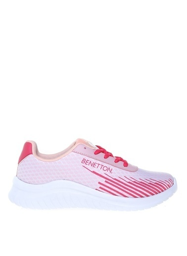 Benetton Sneakers Pembe